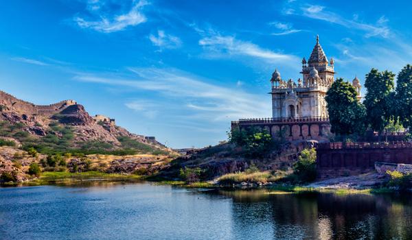 Royal India | Jaswanth Thada Mausoleum