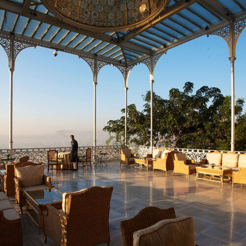 Taj Falaknuma Palace Hyderabad and hra pradesh India