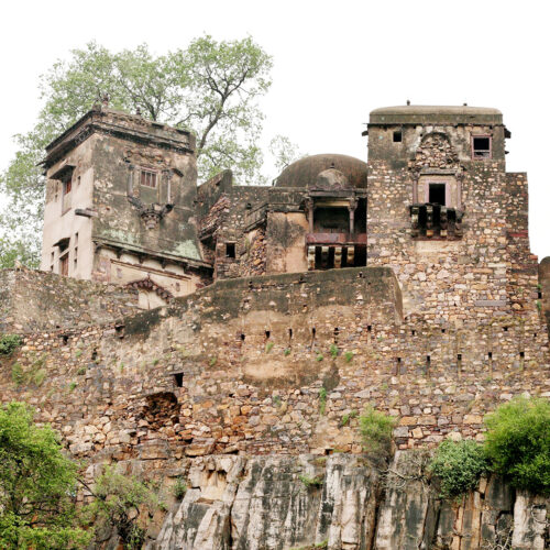 Ruins of Ranthambore Fort
