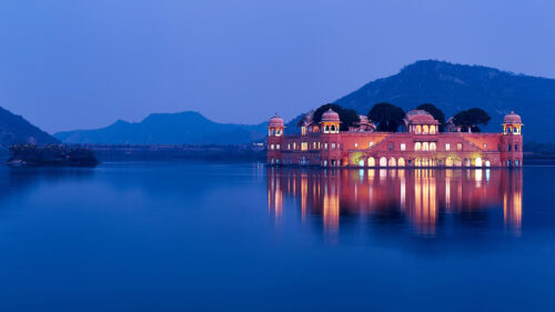 Greaves India Jal Mahal Itineraries