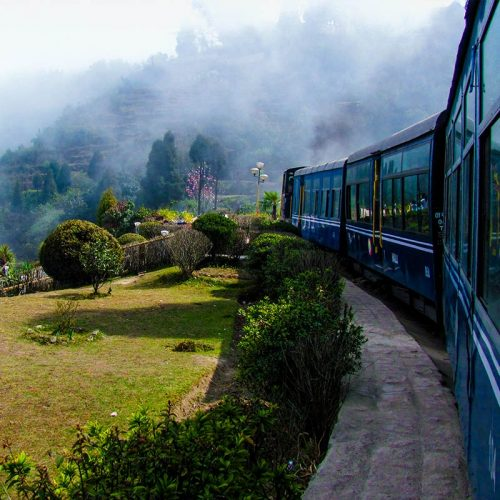 Greaves India train holidays