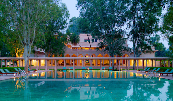 Amanbagh - Swimming Pool