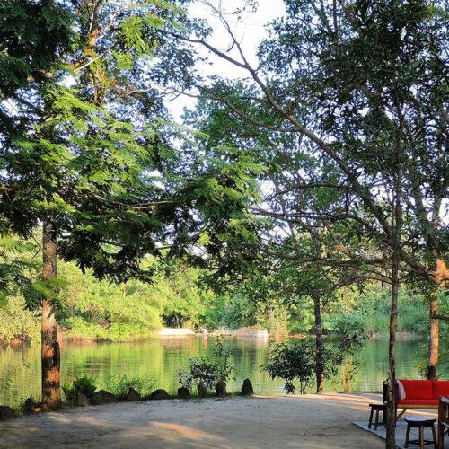 Sher Garh Lake
