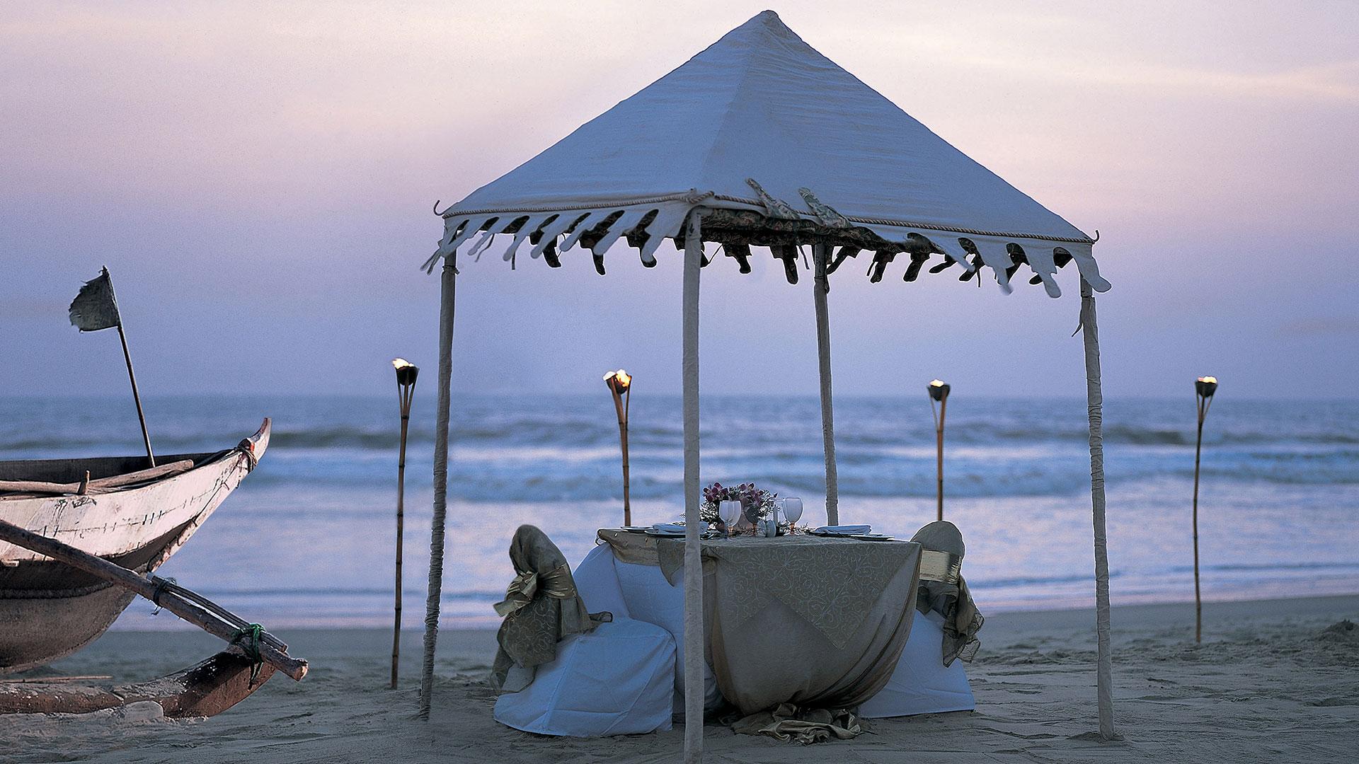 Taj Exotica Resort & Spa, Goa ⋆ Hotel ⋆ Greaves India