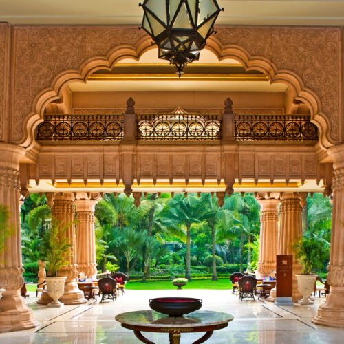 The Leela Palace in Bangalore