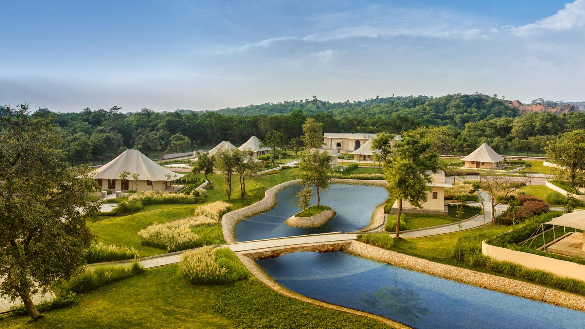 The Oberoi Sukhvilas Resort Spa New Chandigarh Punjab