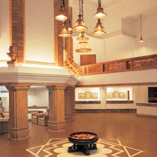 Trident Bhubaneshwar lobby