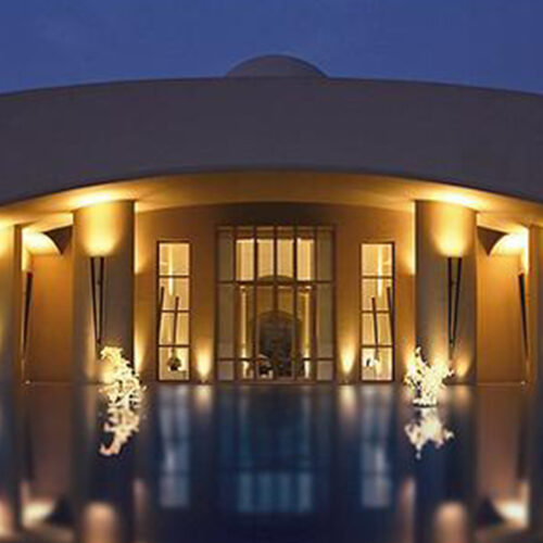 Trident Gurgaon outdoor pool