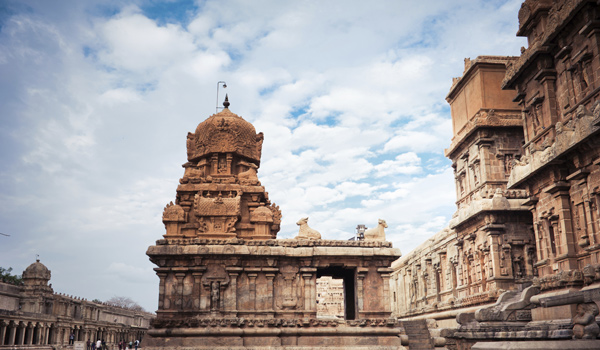 Temples in South India | Brihadeeswarar