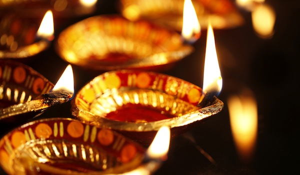 Beautiful Diwali Diya (deepak)