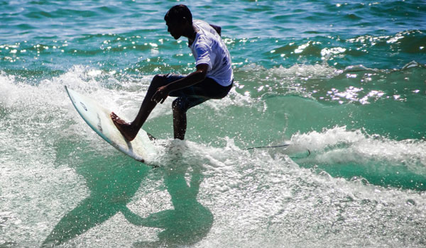 Tamil Nadu is a popular pilgrimmage point for daring surfers © Wings and Petals/Flickr