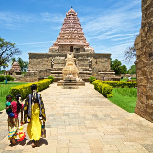 Tamil Nadu & The Andaman Islands – Temple Towns & Barefoot
