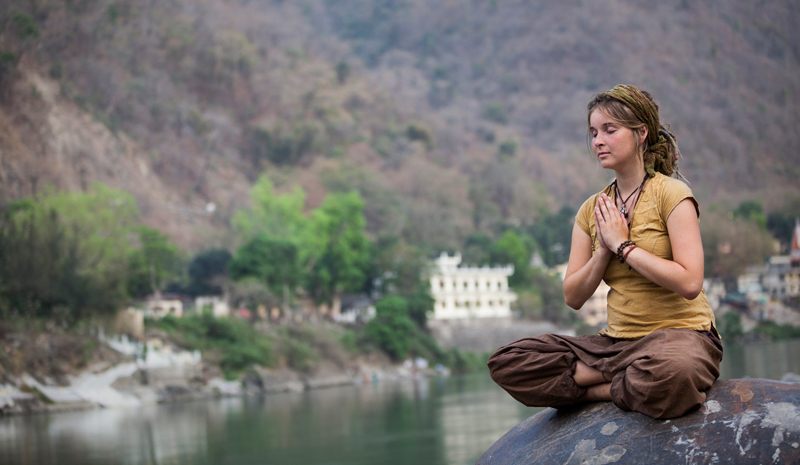 Indian Wellness | Yoga In Rishikesh
