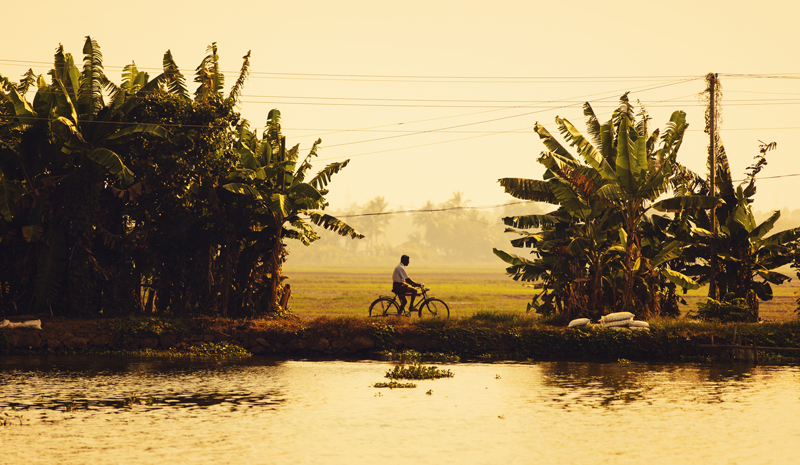 Indian Wellness | Kerala Bike Tour