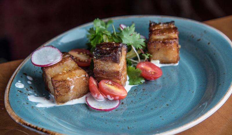 Maneet Chauhan | Garam Masala Pork Belly