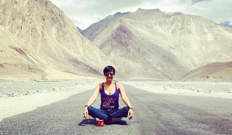 Mandira Bedi | Ladakh