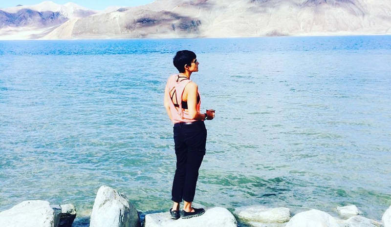 Mandira Bedi | Travels