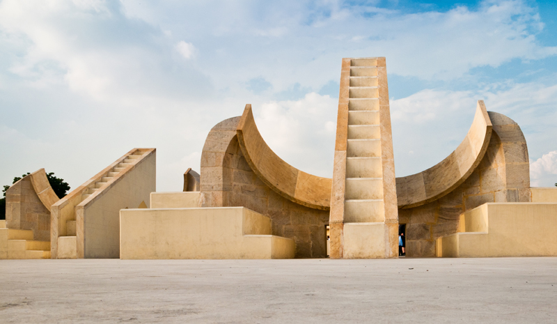 Landmarks in India | Jantar Mantar