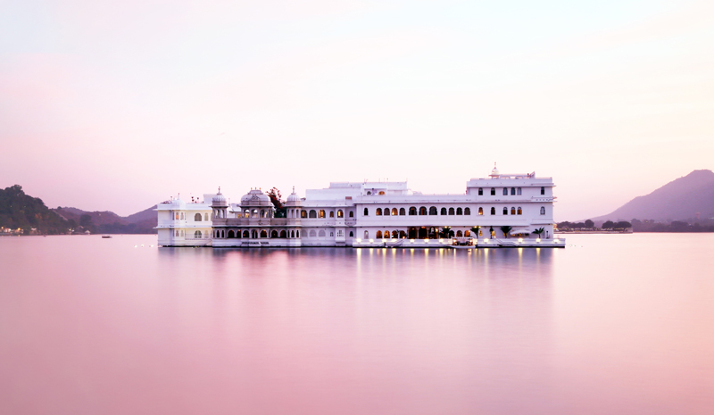 Landmarks in India | Lake Palace