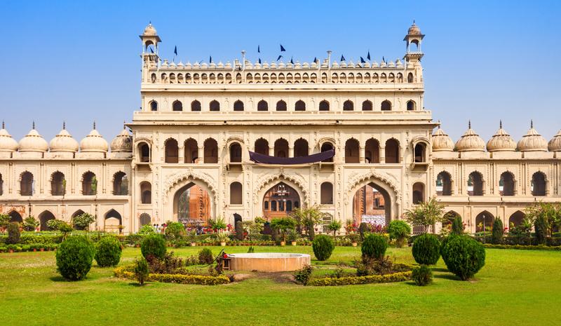 Landmarks in India | Bara Imambara