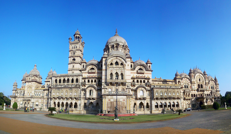 Landmarks in India | Laxmi Vilas Palace