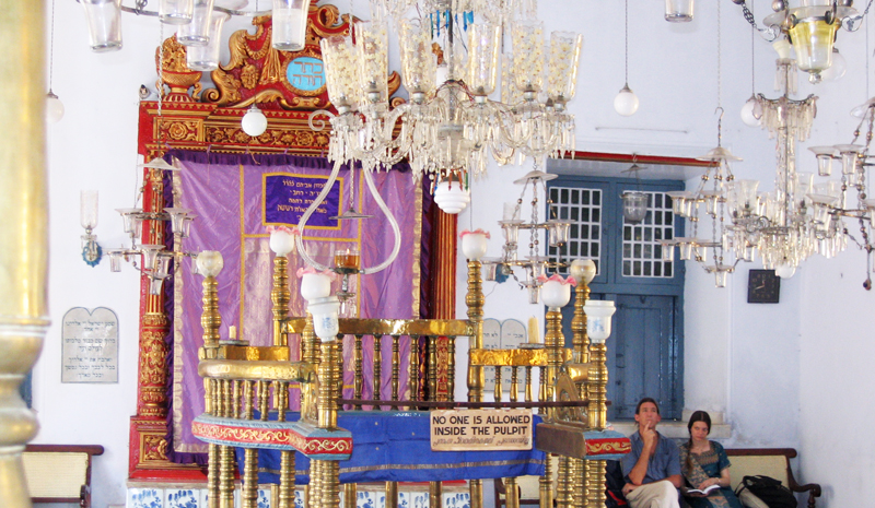 Landmarks in India | Paradesi Synagogue