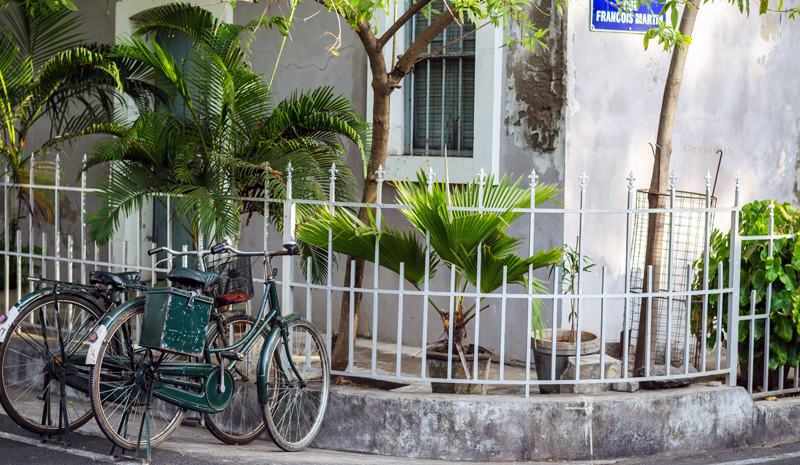 Landmarks in India | Pondicherry