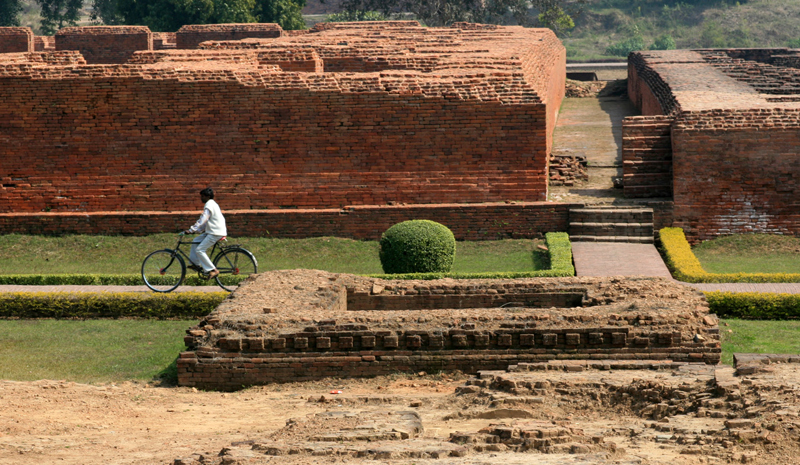 Landmarks in India | Nalanda
