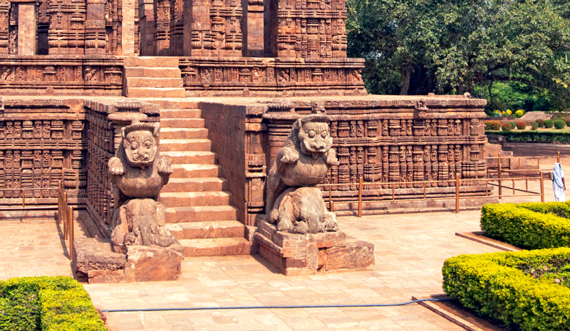 Landmarks in India | Konark Sun Temple