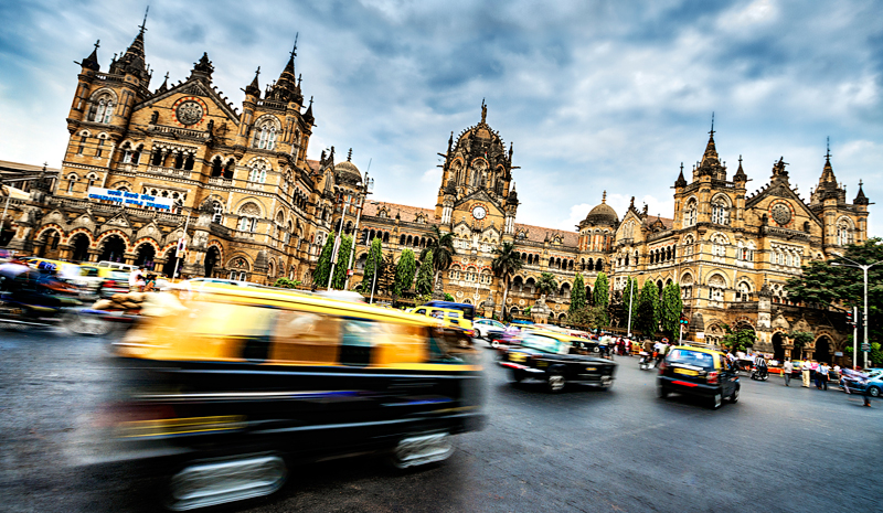 Landmarks in India | Victoria Terminus