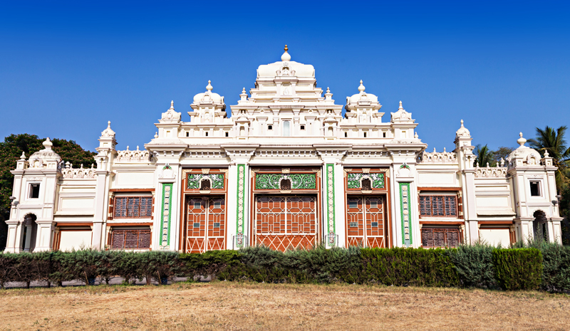 Things to Do in Mysore | Jaganmohan Temple