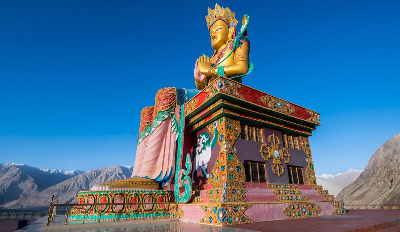 Himalayan India   Nubra Valley