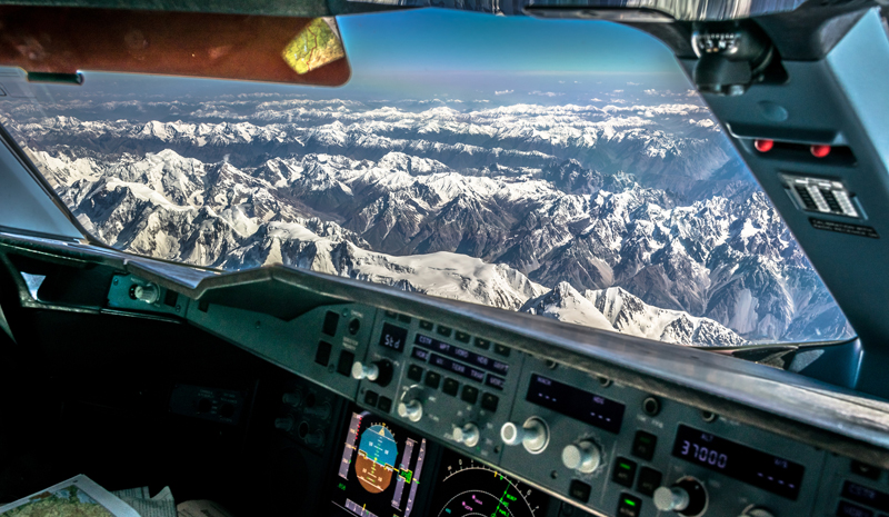 Himalayan India   Flight