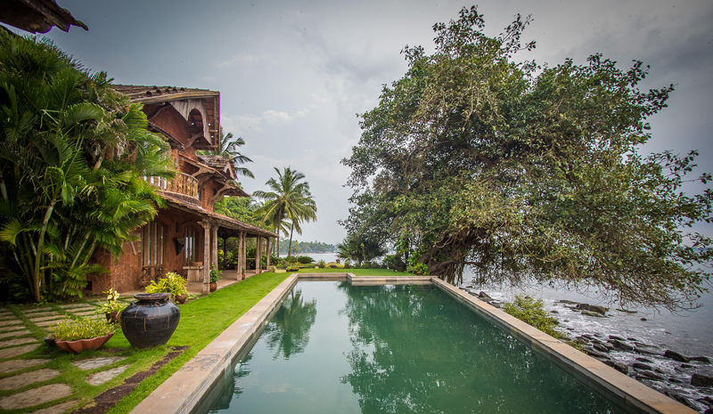 Boutique Hotels in India| Ahilya By The Sea