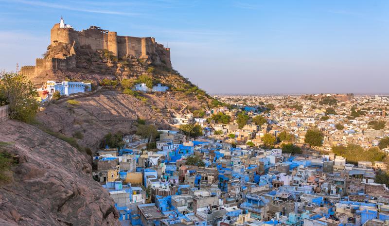Explore Rajasthan On Foot | Jodhpur
