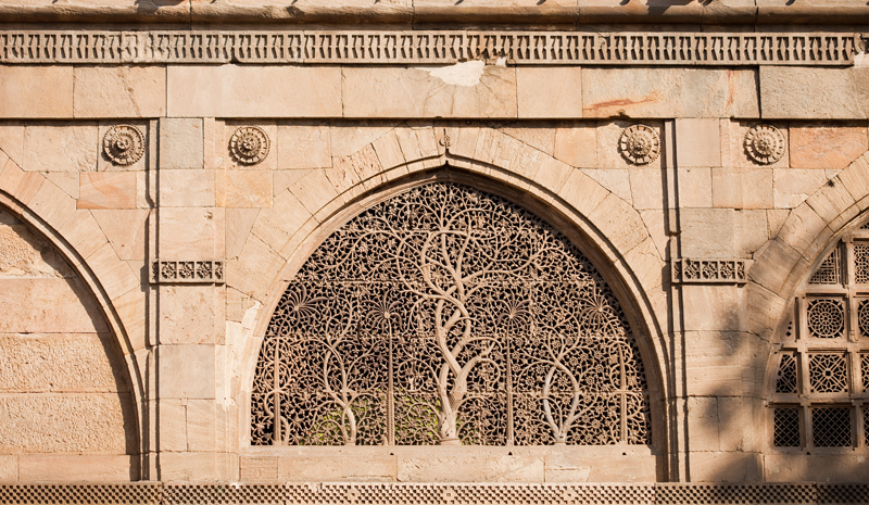 Best Things to Do in Ahmedabad | Sidi Sayyed Mosque