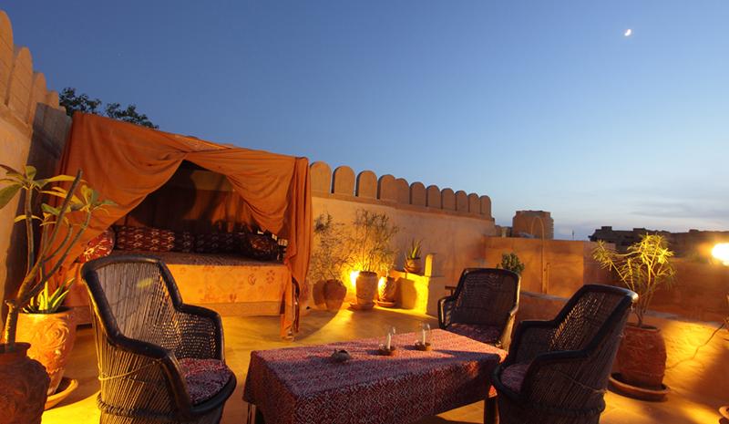 Rajasthan Desert Tour | Killa Bhawan