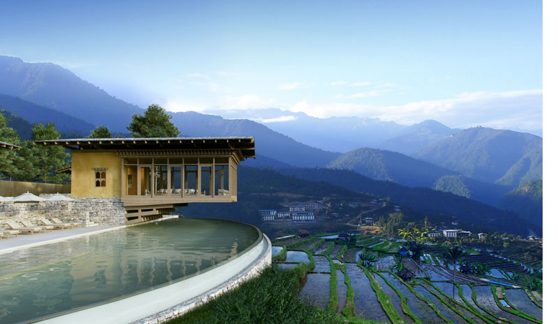 Best luxury hotels in Bhutan | Six Senses