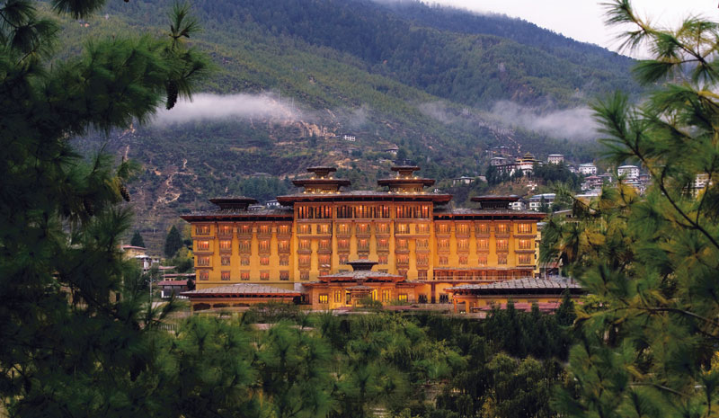 Best hotels in Bhutan | Taj