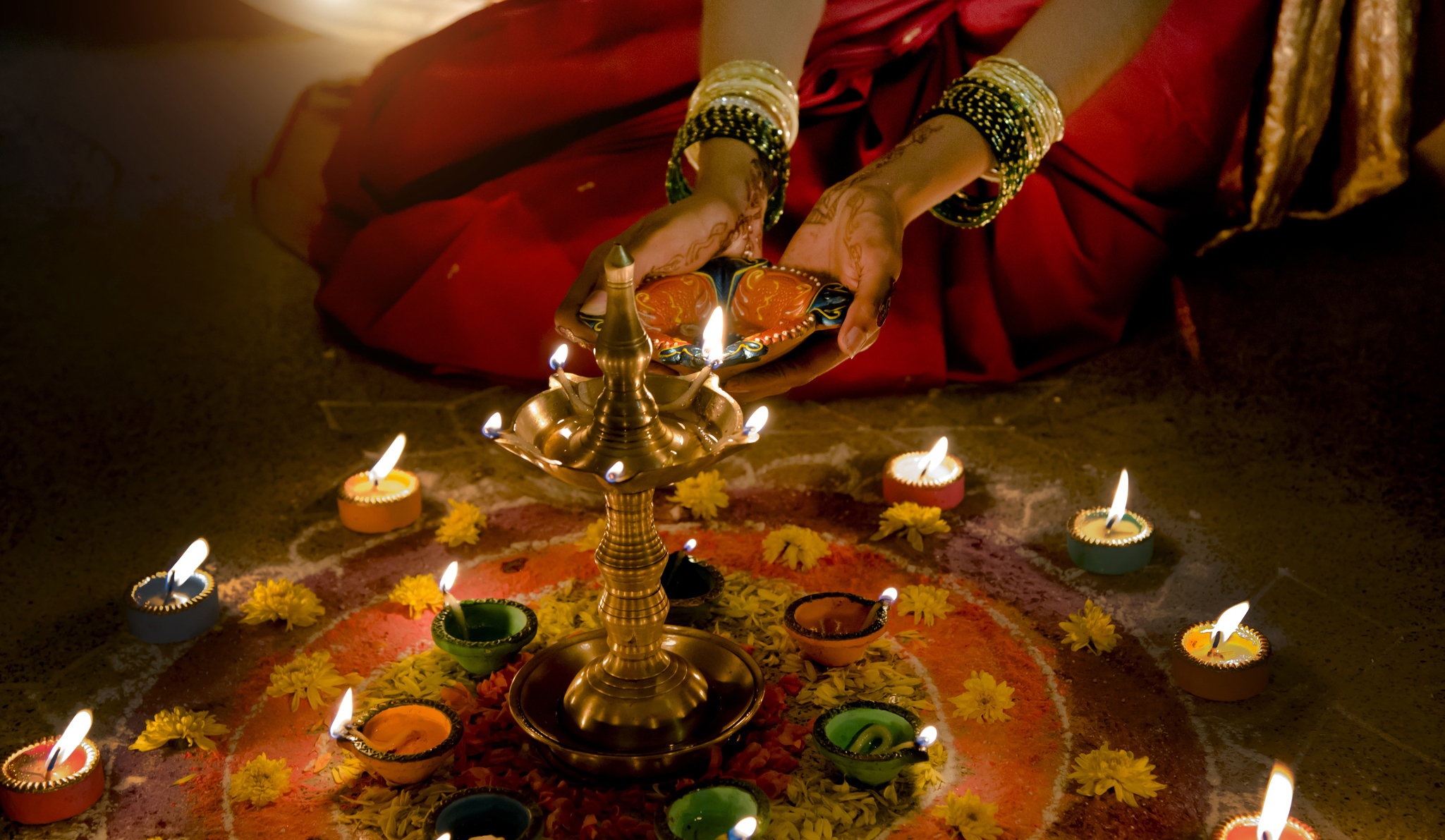 Diwali Festival of Lights | Ranjoli