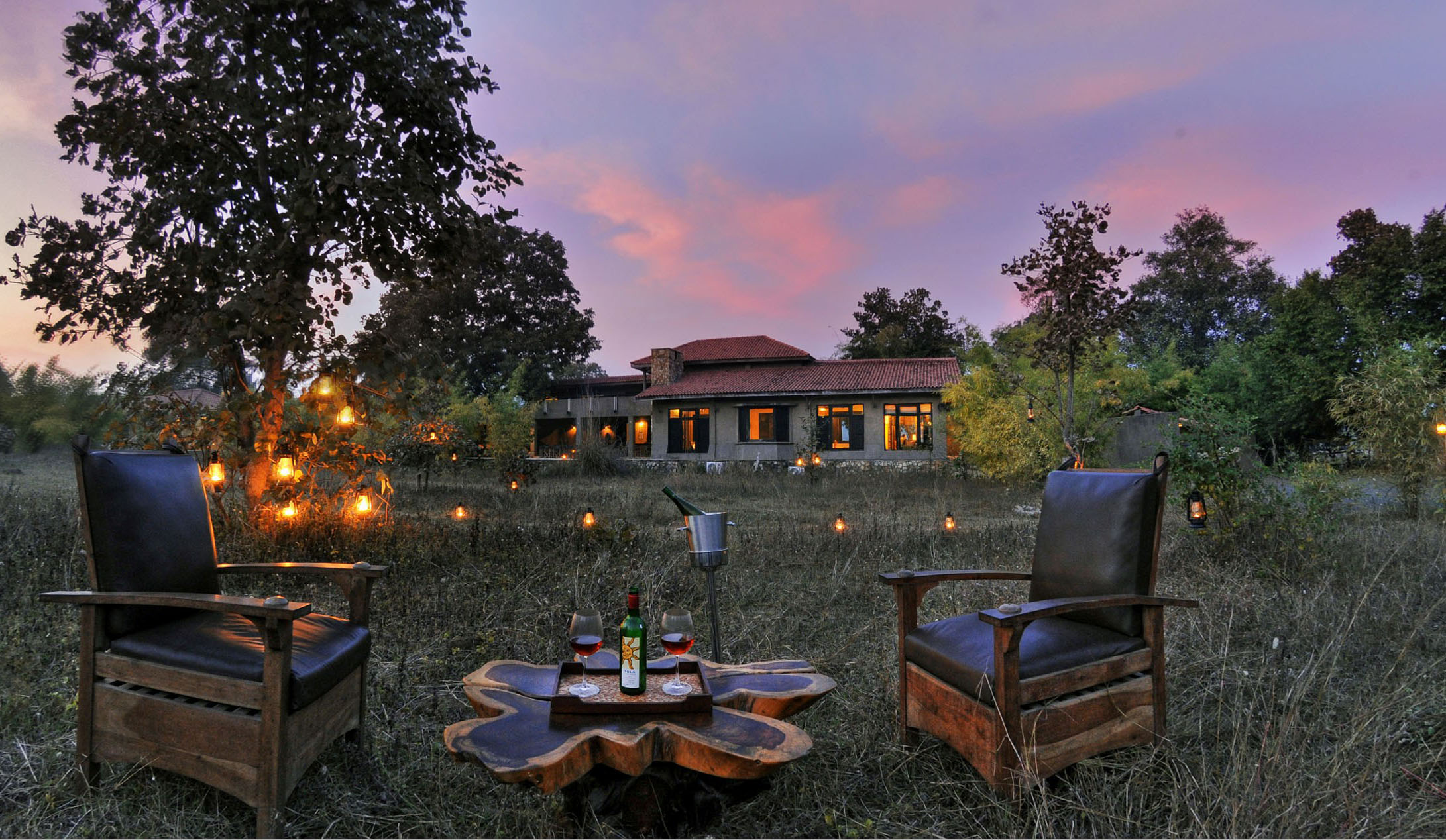 Eco Lodge in India | Kings Lodge