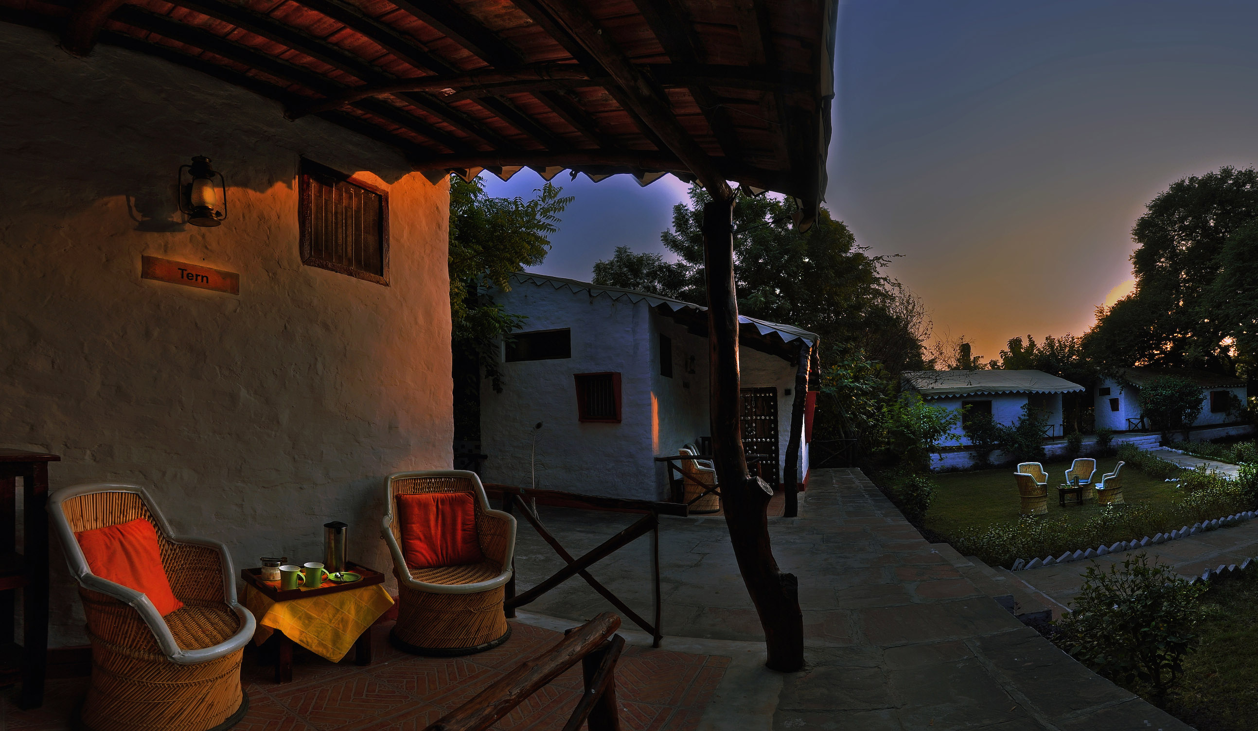 Eco Lodges in India | Chambal