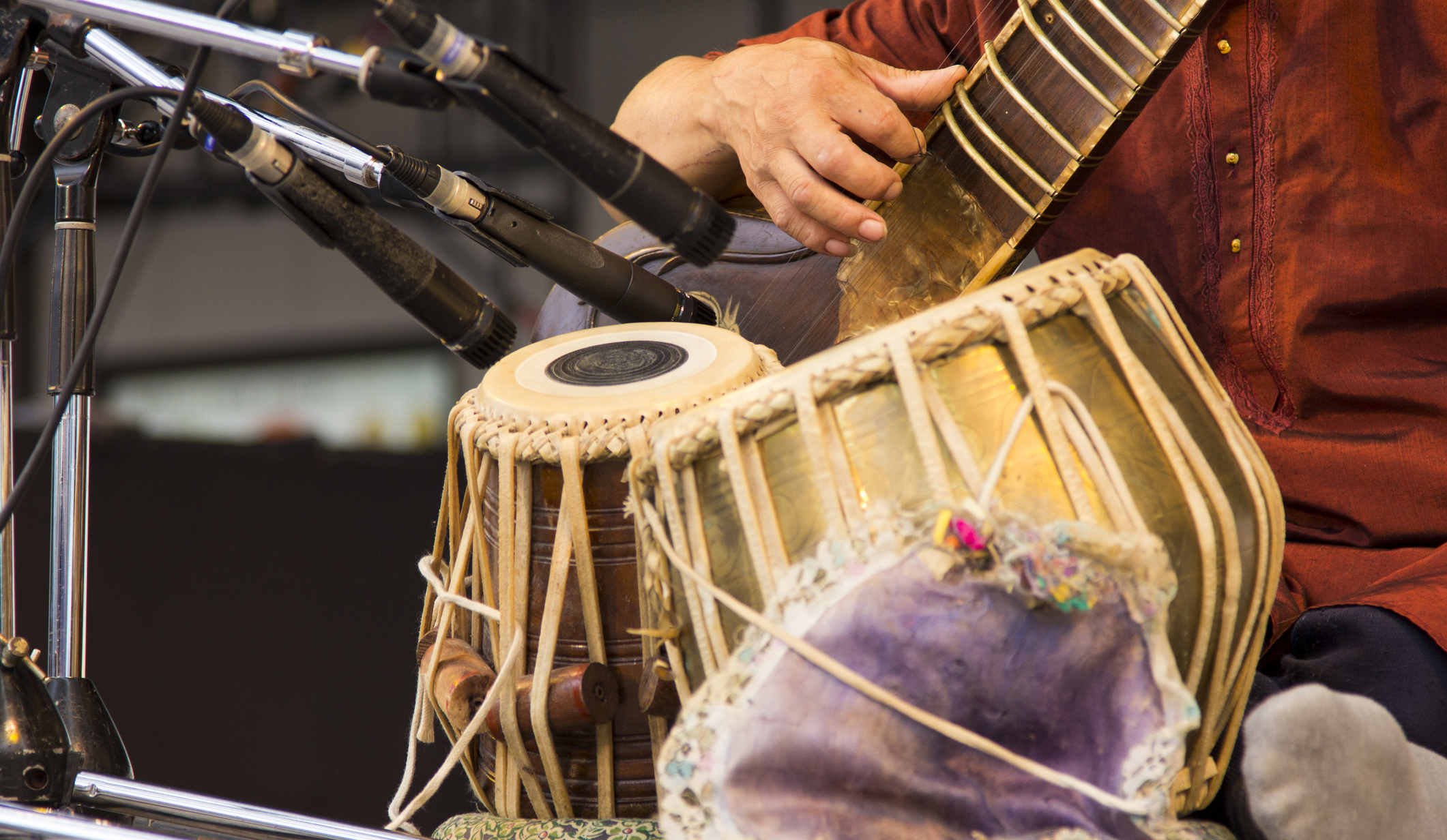 Indian Playlist | Sitar and Bongo Drums