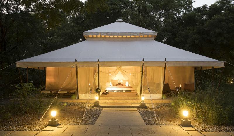 Luxury Tented Camps | Aman-iKhas