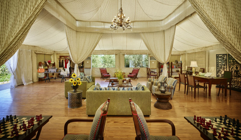 Luxury Tented Camps   Chamba Thiksey