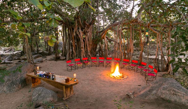 Luxury Tented Camps | Jamtara Wilderness Camp