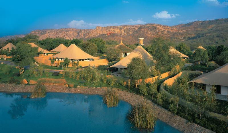 Luxury Tented Camps | Oberoi Vanyavilas