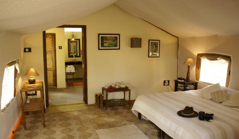 Luxury Tented Camps   Shergarh