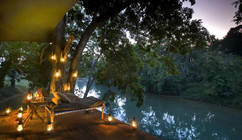 Luxury Tented Camps | Taj Banjaar Tola