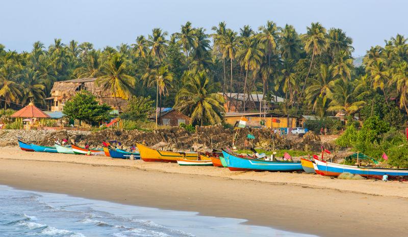 Beautiful Villages in India | Gorkana